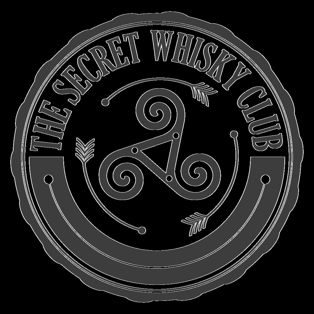 Secret Whisky Club Grey Logo