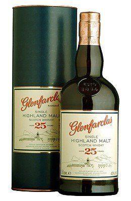 Glenfarclas 25 Whisky