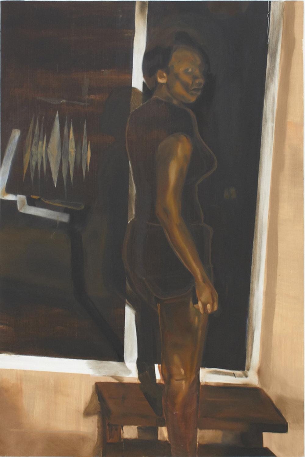 Sikelela Owen, Manda 79,100x150cm , 2011.jpg