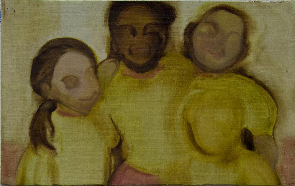 Untitled (Dancing girls 1)