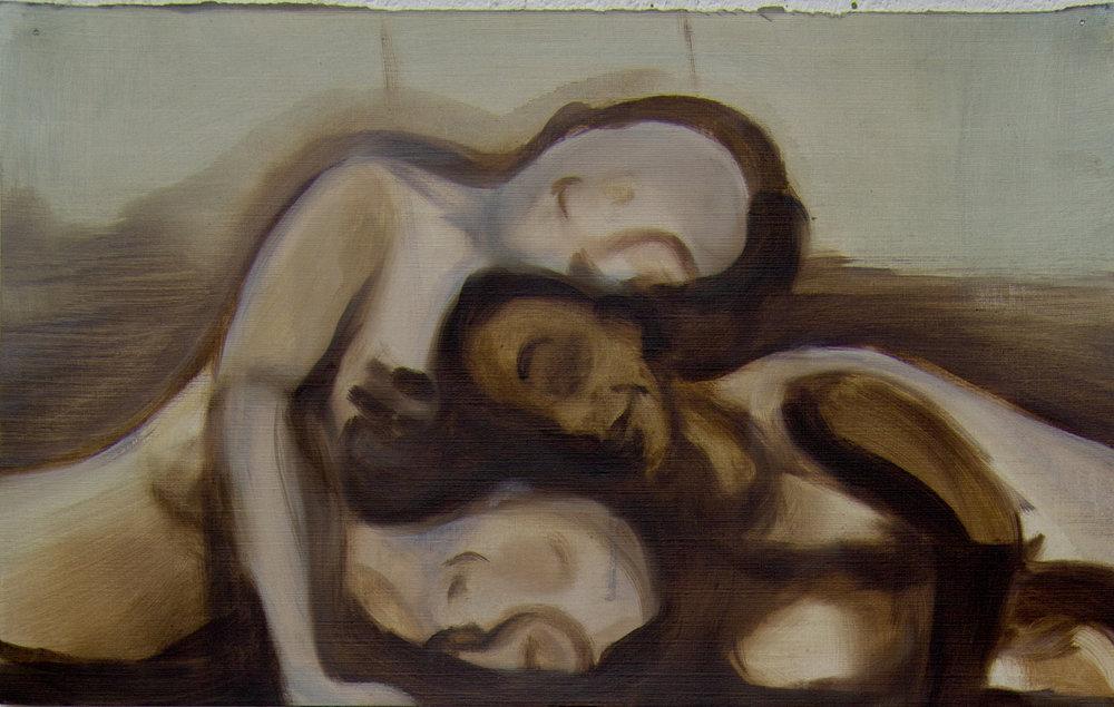 Untitled (Dancing girls 2)
