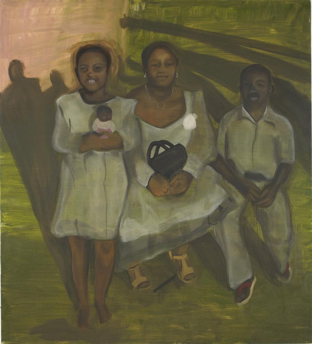 The Sibandas ( Masi , Edna and Gerold)