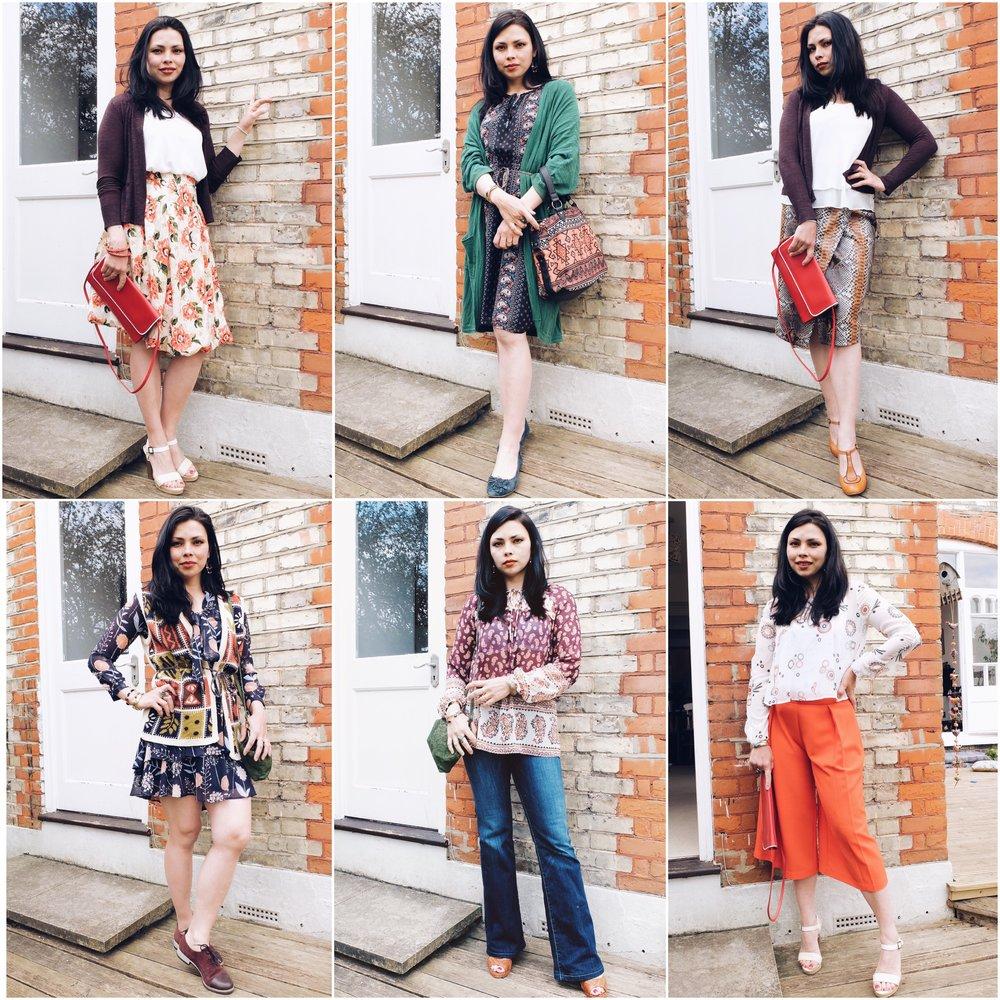 Wardrobe Consultation For Olga