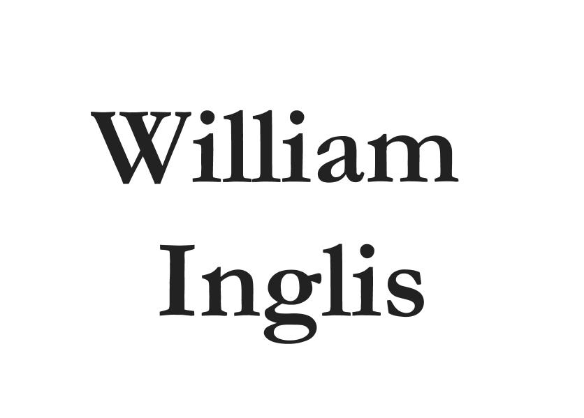 William Inglis for EC