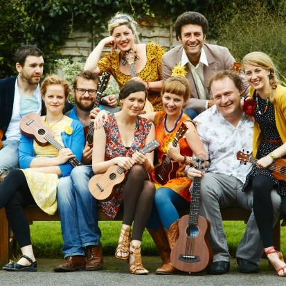 West Cork Ukulele Orchestra