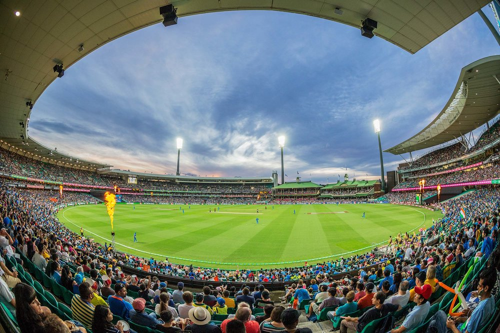 SYDNEY CRICKET GROUND - Sydney - Australia