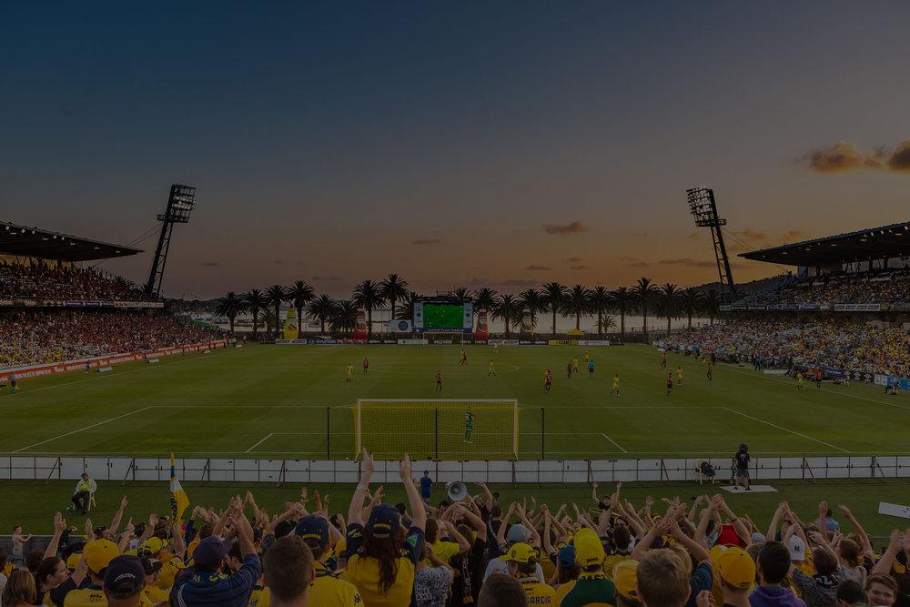 Central Coast Stadium - Central Coast - Australia