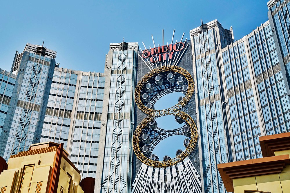 Melco Resort and Entertainment - Macau - China
