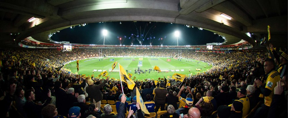 WestPAC STADIUM - Wellington - New Zealand