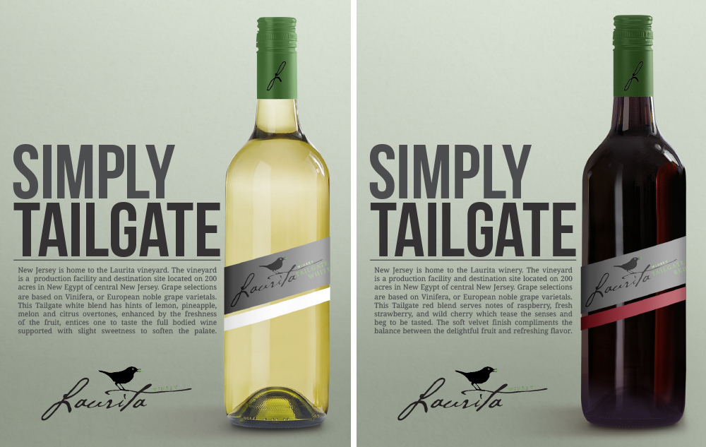 Tailgate red wine new jersey