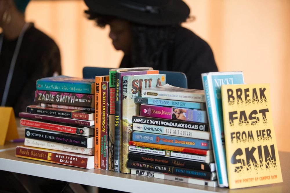 Free Black Woman's Library with Olaronke Akinmowo