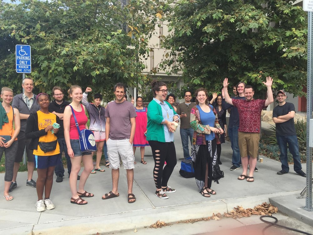 Clarion 2015 says goodbye to first week instructor Chris Barzak