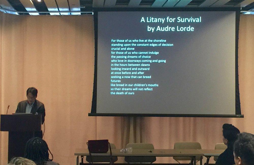 UCSD Literature MFA and Clarion 2014 alumnus Kiik Araki-Kawaguchi