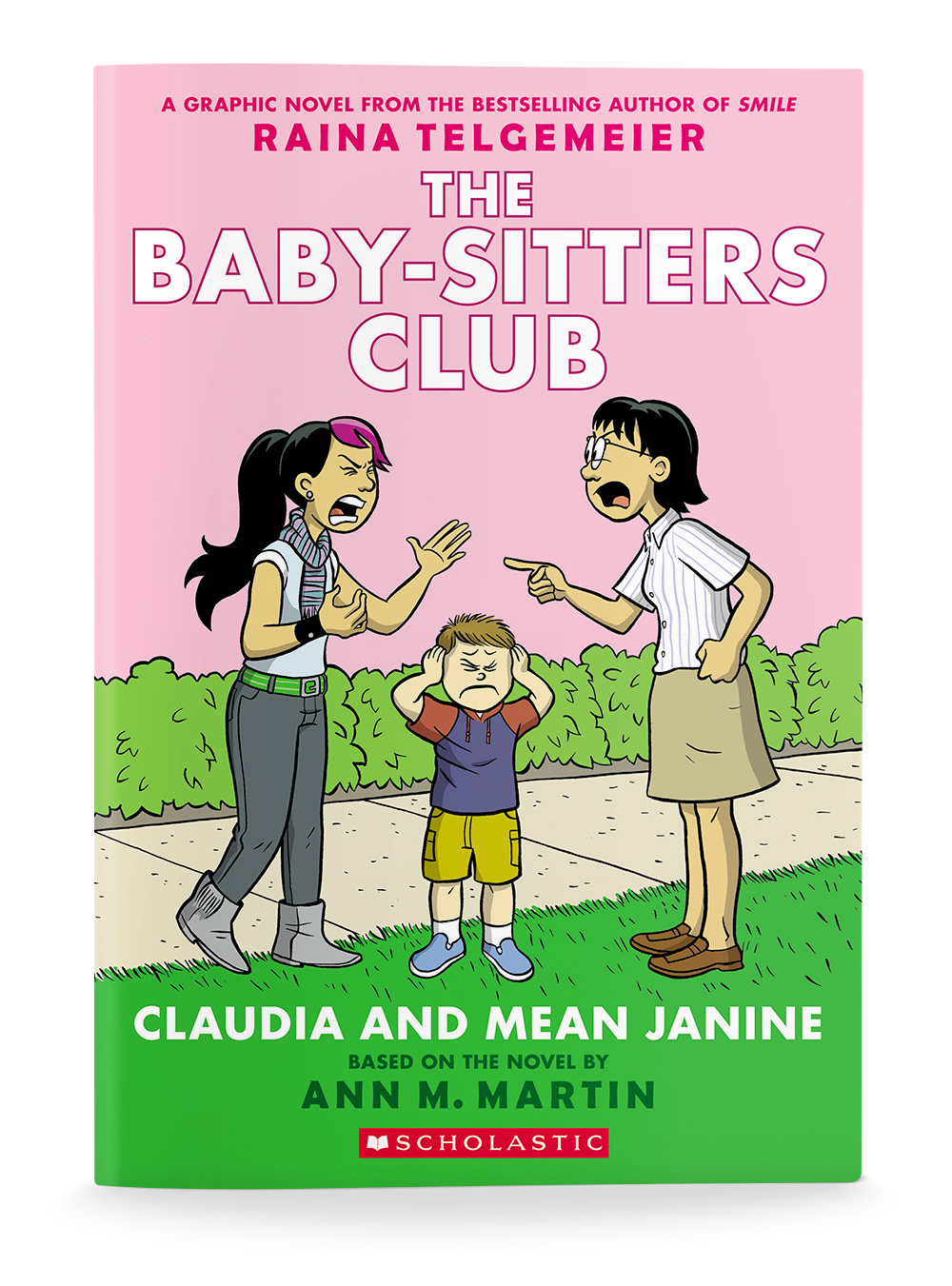 Copy of Baby-Sitters Club #4