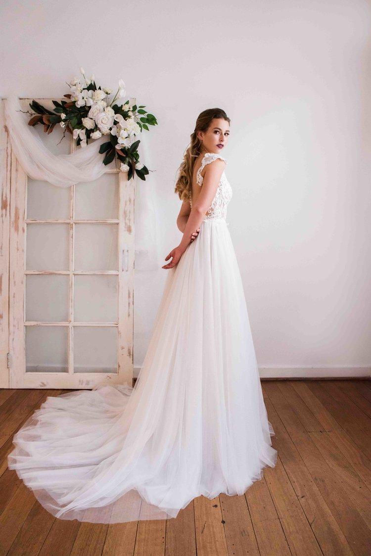 Wedding Gowns North Brisbane Saddha