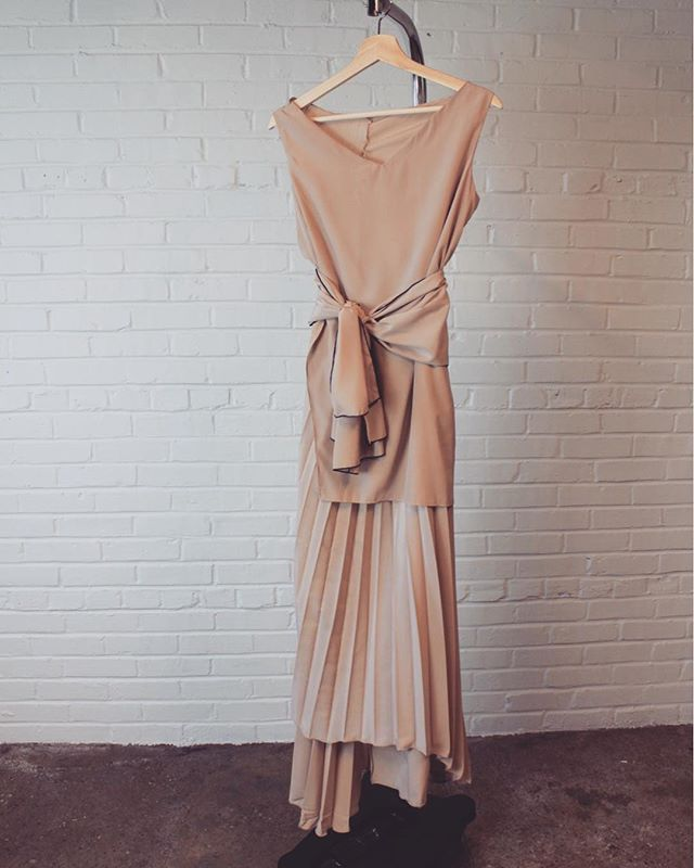 Range of sizes will be in stock soon! We have some exciting things planned for Spring/Summer...if it ever arrives? 🤔☺️ • • • • • •  #fashion #beauty #rainrainrain #style #editorial #pleats #whereisspring #spring #madeinphilly
