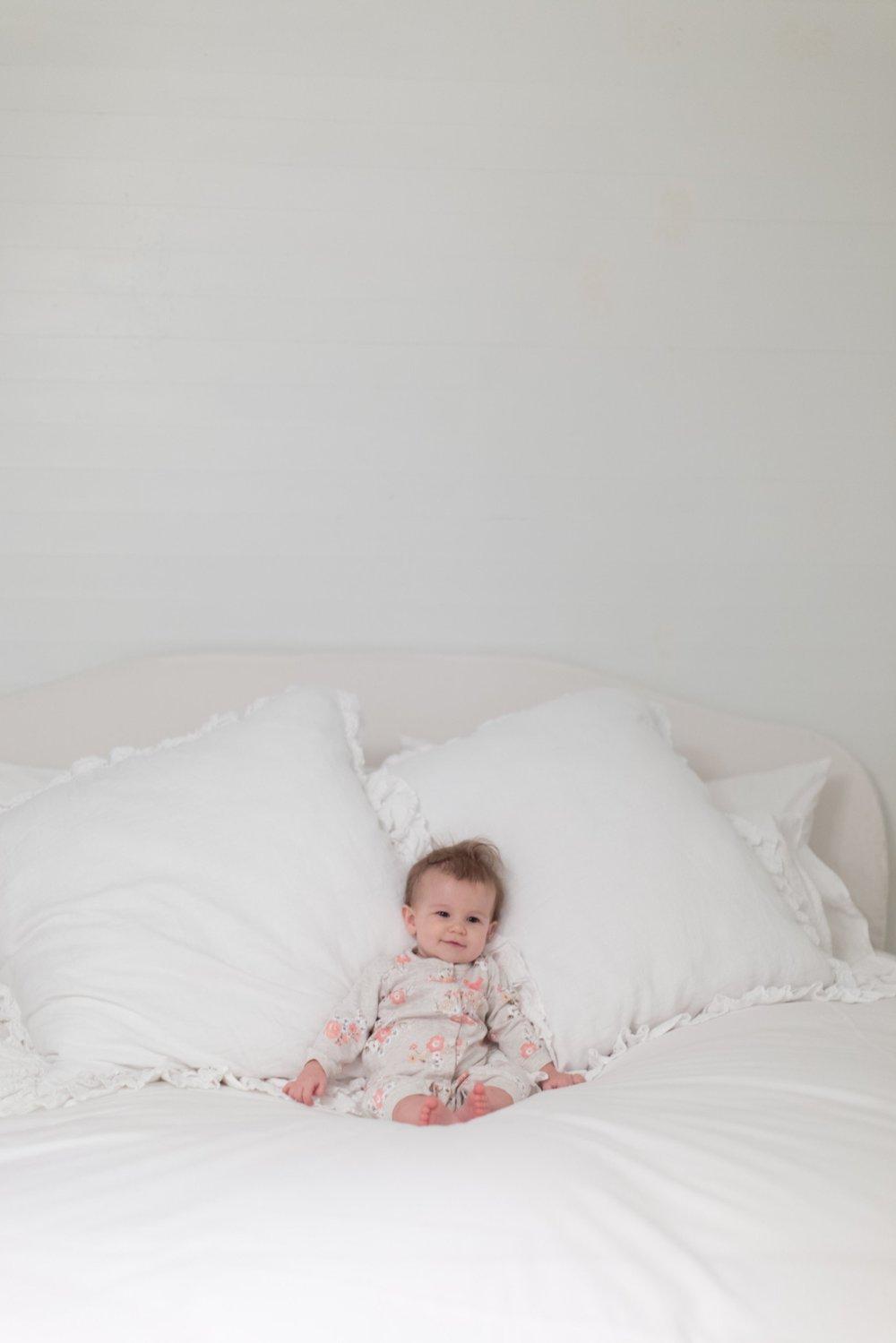 Rachel Ashwell Visit - Farmhouse Baby
