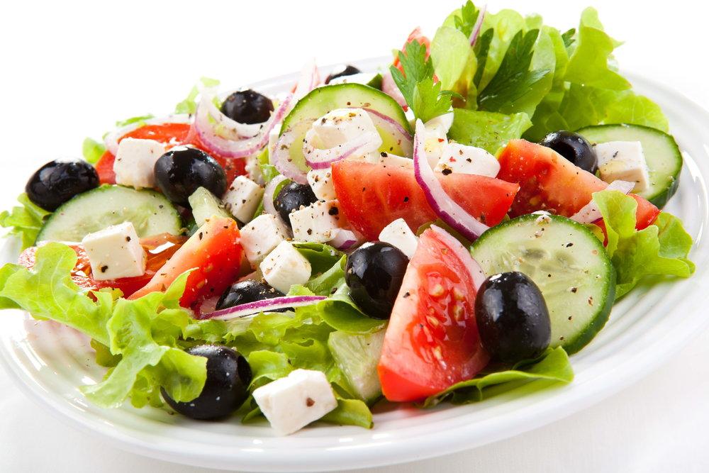 Soup and Salad -