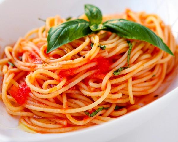 ZYMARIKA - PASTA - Spaggeti or Fettuccini with