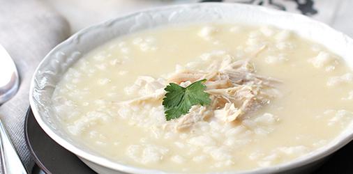 Soup, Salad & Pita Wraps -