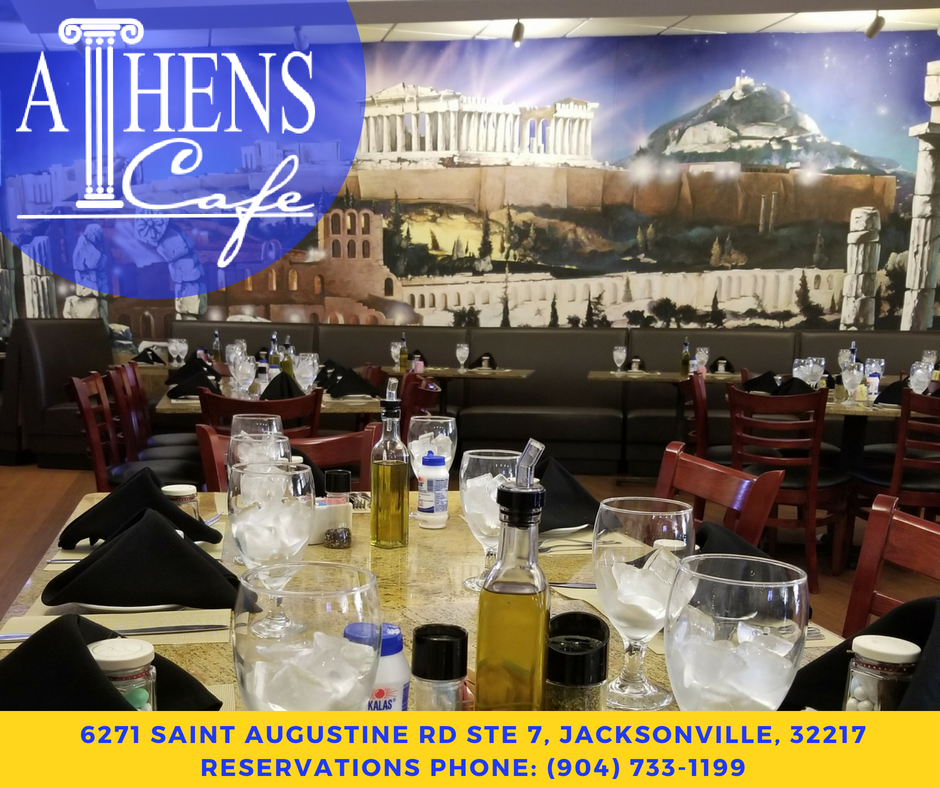 ATHENS CAFE FINE DINING