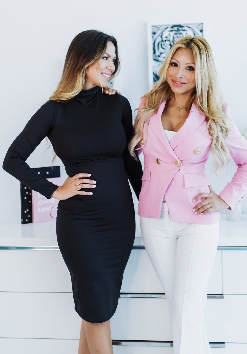 Brenda and Madeleine How to grow your instagram top tips