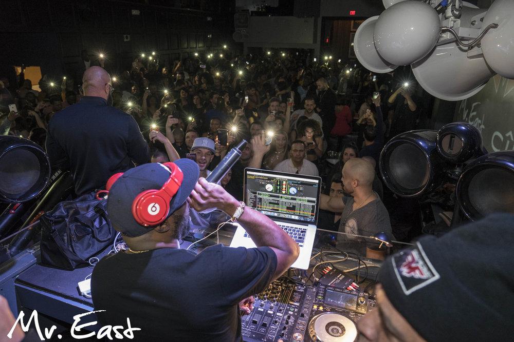 3.24.18 - FUNK FLEX, DJ ZA