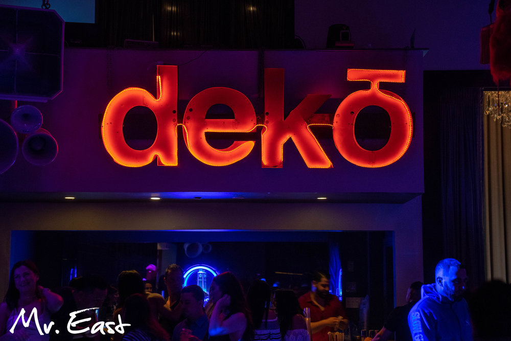4.28.18 - THE DEKO LOUNGE REUNION