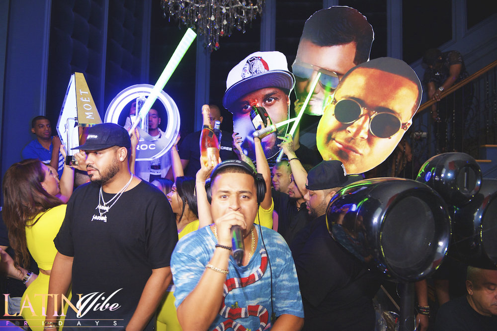 5.04.18 - FUNK FLEX, ALEX SENSATION, DJ CAMILO