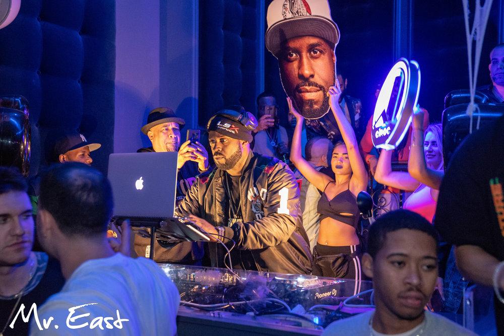 10.13.18 - FUNK FLEX, DJ ILLEGAL