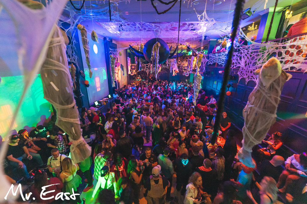 10.26.18 - DJ Camilo& Flipstar Latin Vibe Halloween Bash