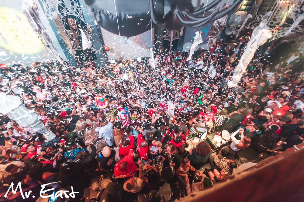 10.27.18 - The TRIO's Halloween Funhouse