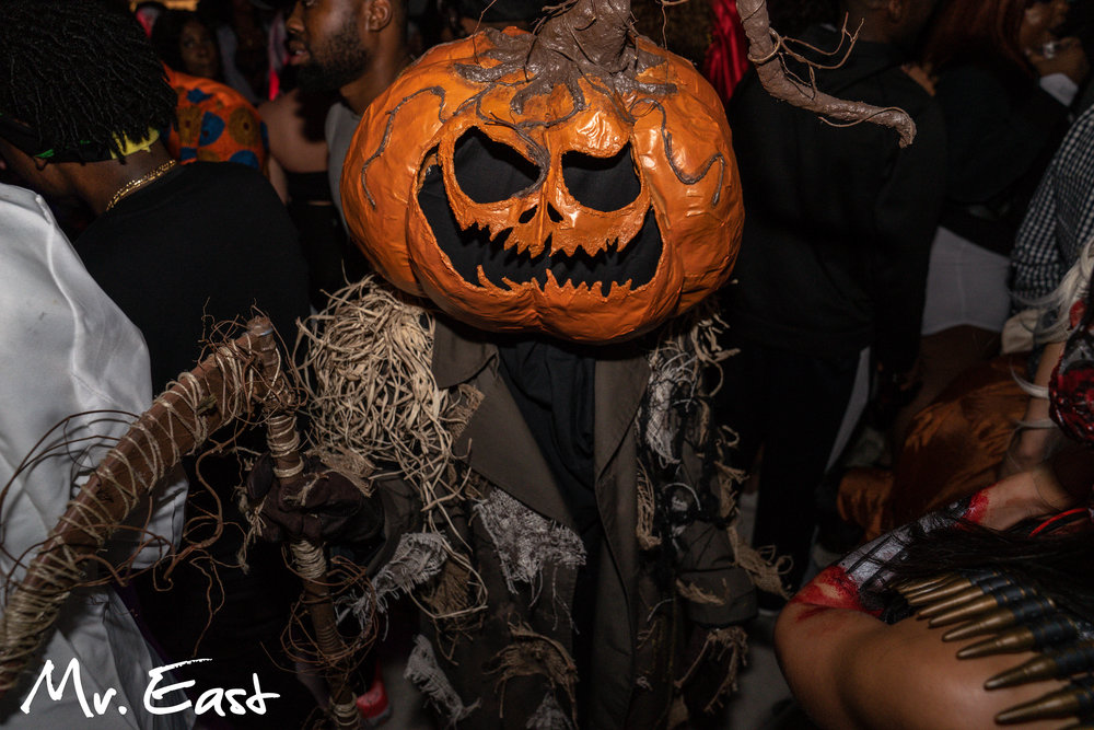 10.31.18 - Mr East & Central ParkCostume Party