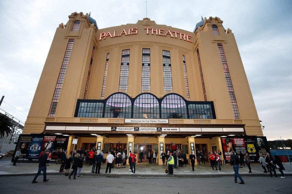 Photo Credit: Palais Theatre