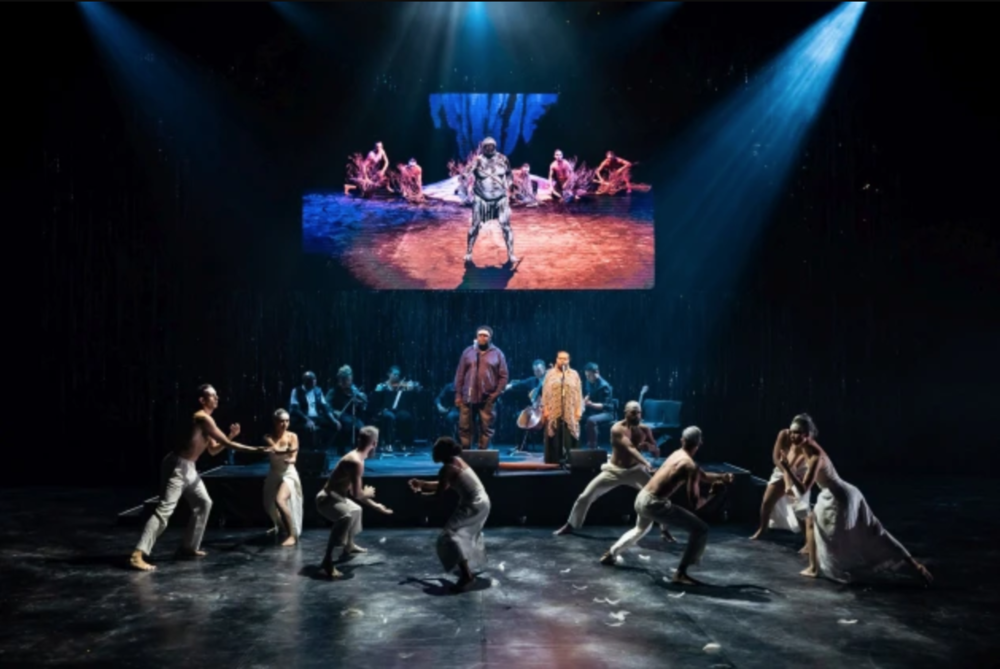 Archie Roach: Last week Archie joined Bangarra Dance Theatre's deeply moving tribute to David Page, t...