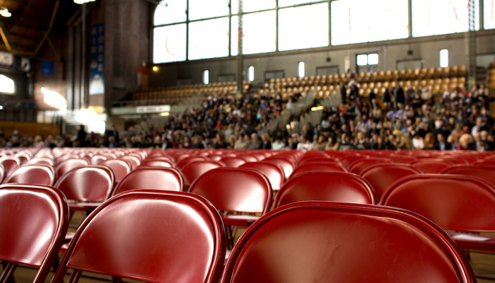 ATTRACT AN AUDIENCE -