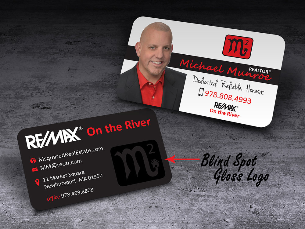 Business Cards (Gloss or Matte) 16pt