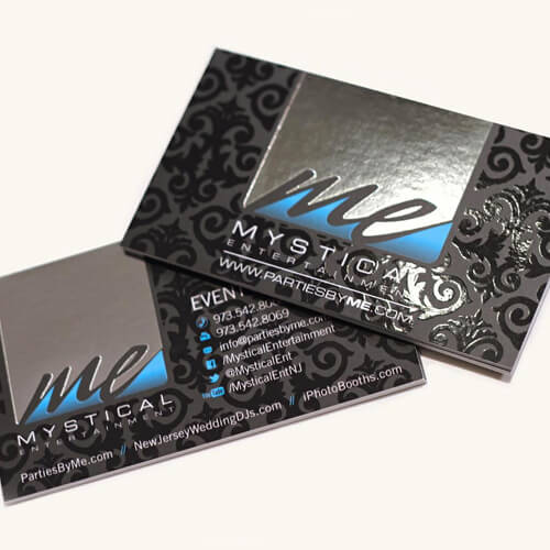 Designit4free business cards with fast free graphic design inline foil with spot uv business cardsg friedricerecipe Image collections