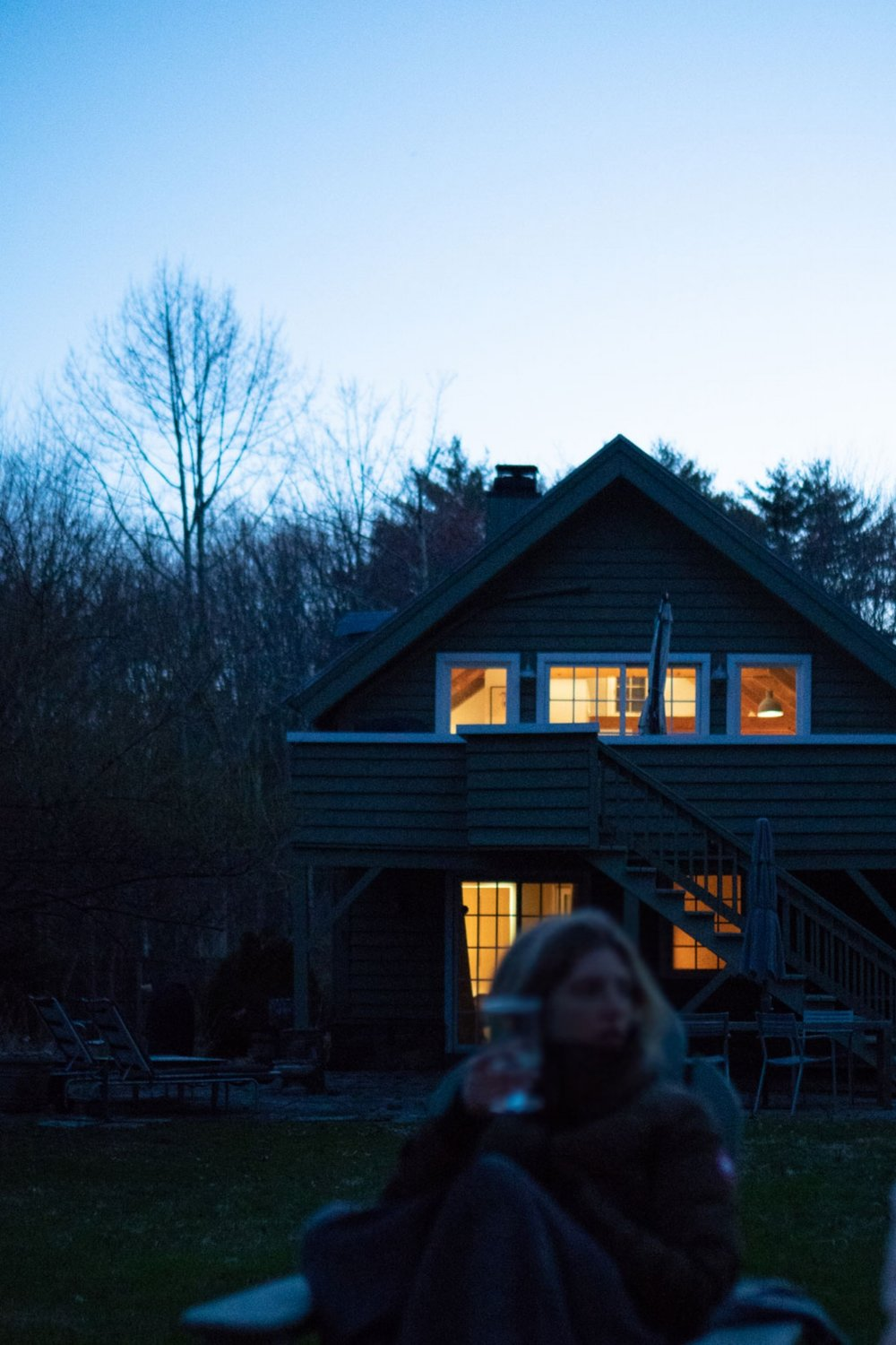 to cozy near photo winter by getaways murray michaeljamesmurray cabin rentals this lokalaframe michael philly rent facadesnowwide james cabins curbed