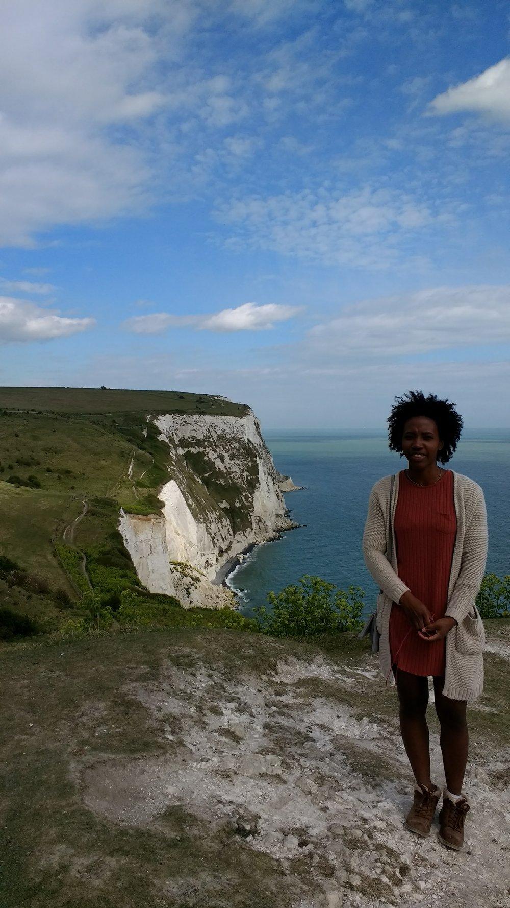 Cliffs of Dover, UK