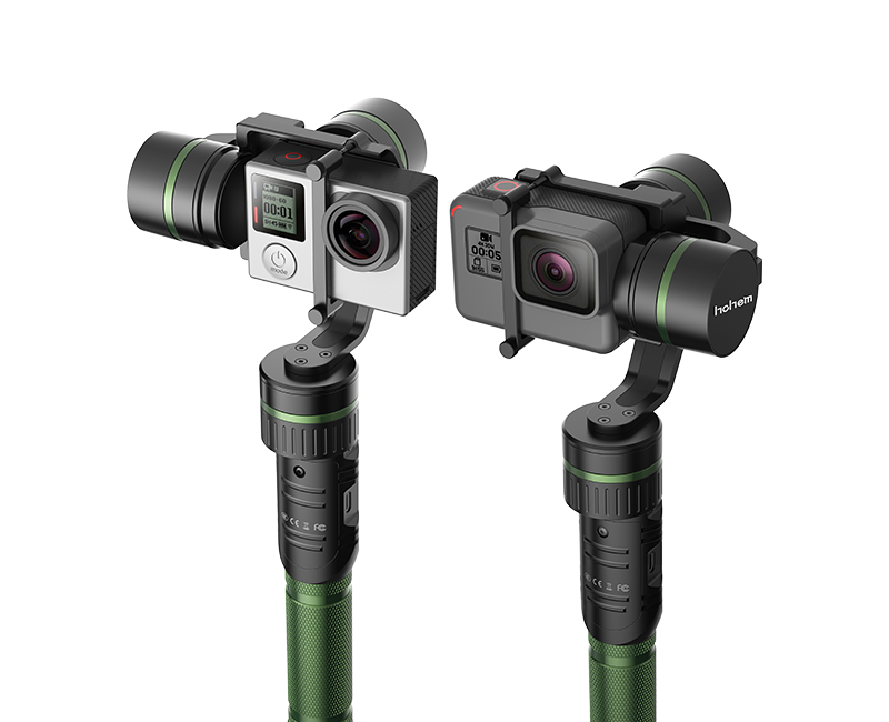 HG5 Pro Action Camera Stabiliser -