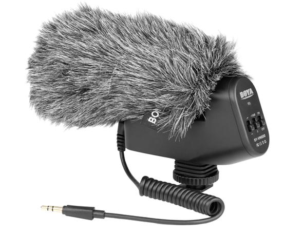 VM600 Shotgun Microphone -
