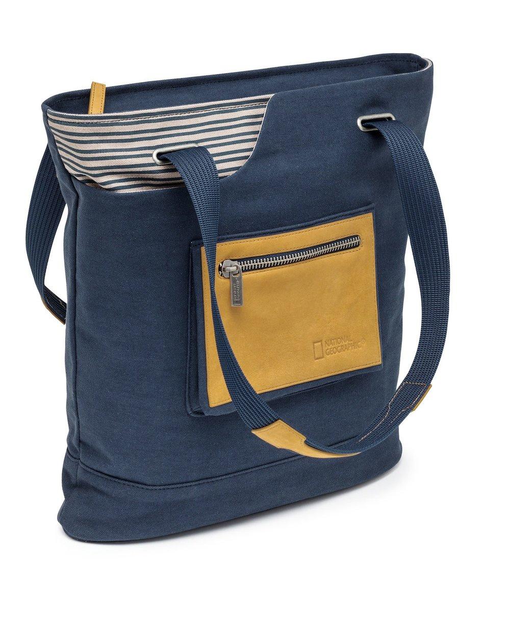 NG MediterraneanCamera Tote Bag -