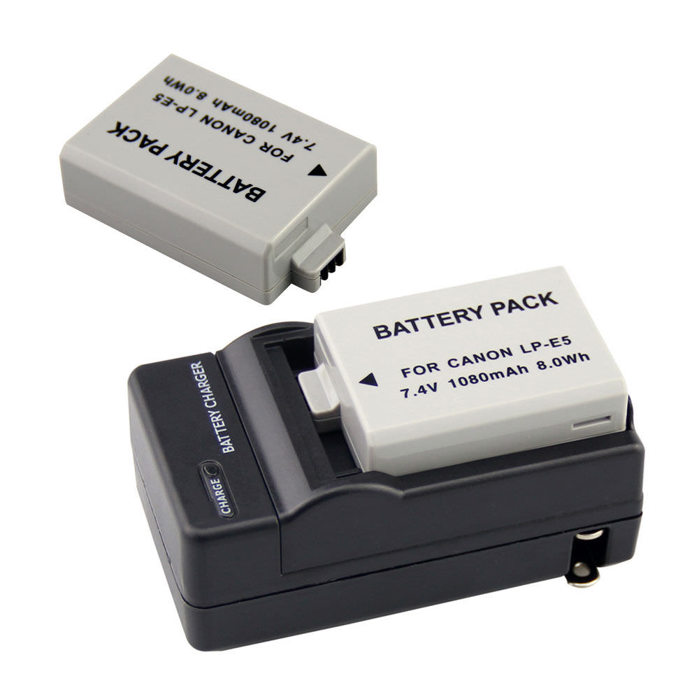 Battery for DSLRs,CCs & Mirrorless -
