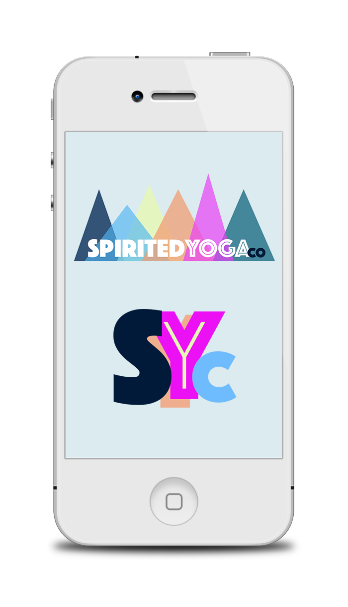 LOGO DESIGN - After I presented a few different logo options and color schemes, Annie & Megan landed on a mountain-inspired logo and a modern, brightly colored brand mark. We chose a mix of colors to represent the modern & novel idea of a