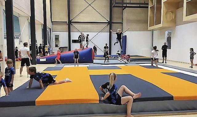 Gymnastikforeningen vil gerne have flere haltimer, og der er ideer om at tilknytte cykelklub, fodbold og løberne tættere.jpeg