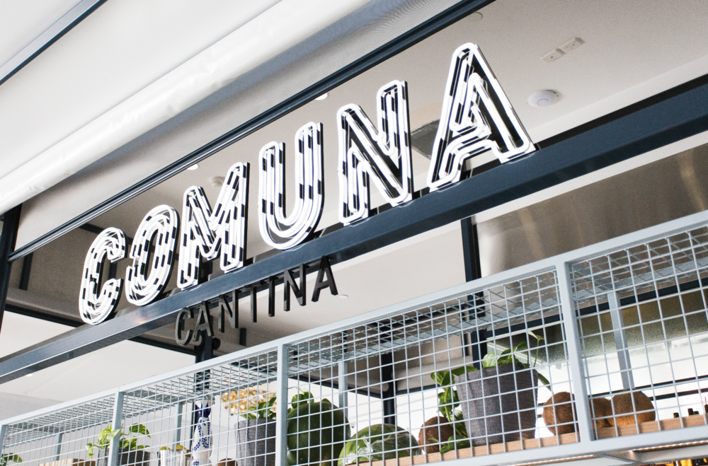 Comuna Cantina, Westfield Pacific Fair