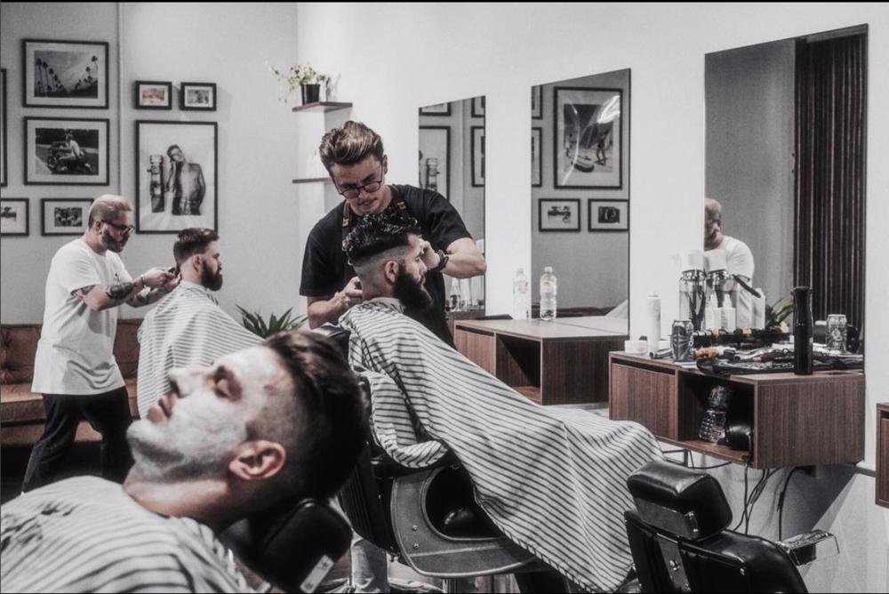 Twin Palms Barbershop