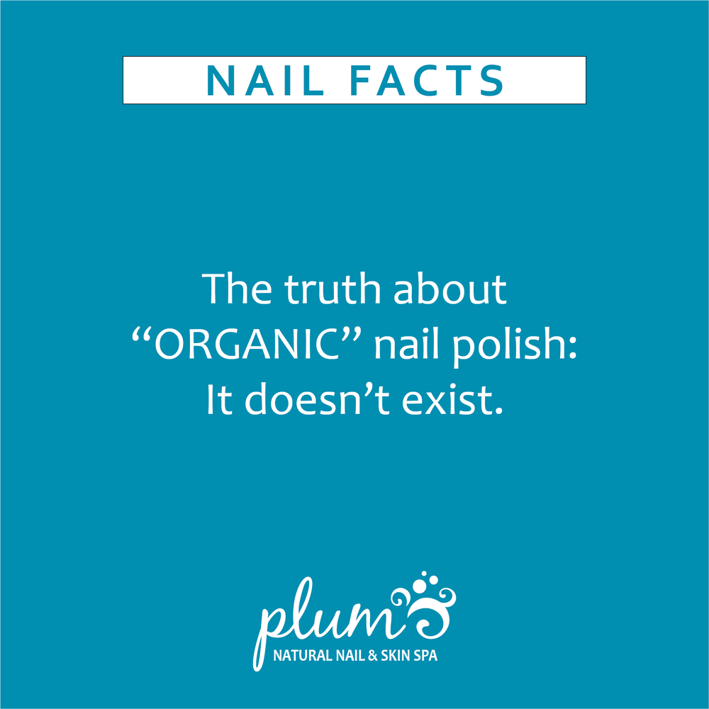 Do You Have Organic Nail Polish Plum Pickins