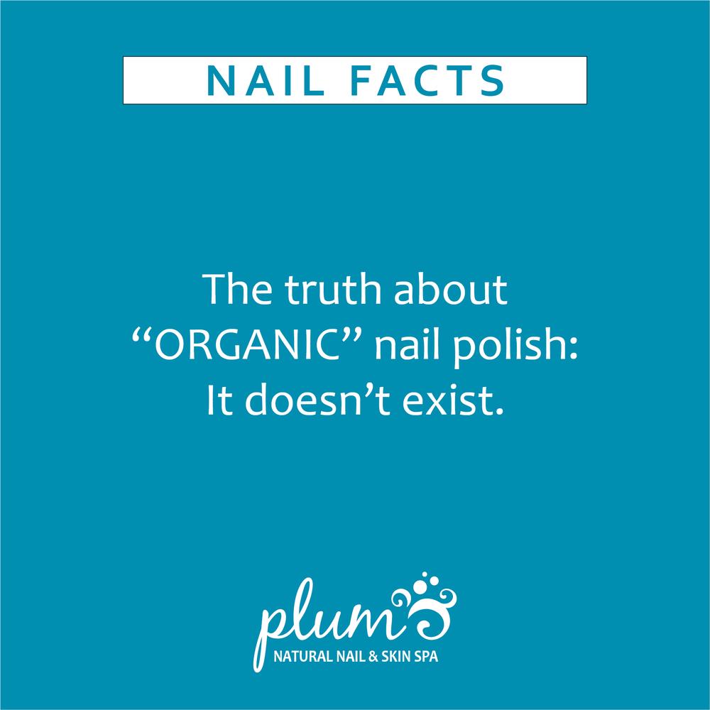 Do You Have Organic Nail Polish Plum Pickin S